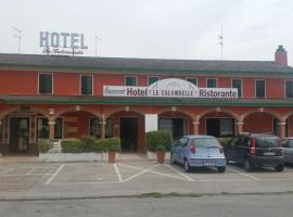 Le Colombelle, Sant'Angelo