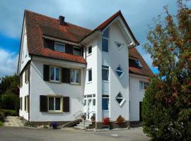 Ferienwohnung Bertsche, Villingen-Schwenningen (Marbach yakınında)