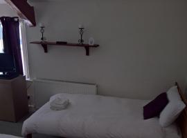 Black Bull Hotel, Lancaster