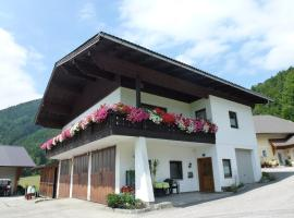 Ferienwohnung Gimplbauer, Faistenau