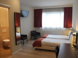 Hotel Taormina Brussels Airport, Nossegem (Blizu: Zaventem)