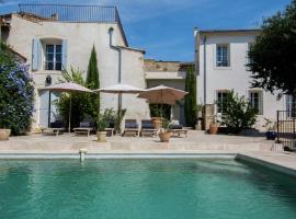 Villa La Maison du Bonheur, Campagnan (рядом с городом Usclas-l'Hérault)