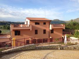 Villa Gaia, Pergusa (Near Enna)
