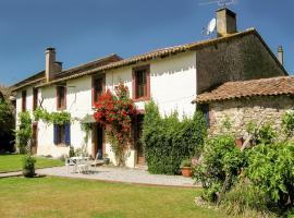 Holiday home Grue Demoiselle, Rancon (рядом с городом Droux)
