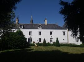 Chateau de la Rucquetiere, Le Lorey (рядом с городом Saint-Martin-d'Aubigny)