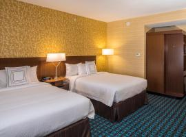 Fairfield Inn & Suites by Marriott Pittsburgh North/McCandless Crossing