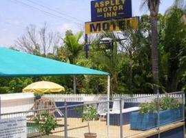 Aspley Motor Inn, Brisbane (Taigum yakınında)