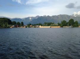 Jewel Of Kashmir Heritage Group Of House Boat, Nagīn Bāgh