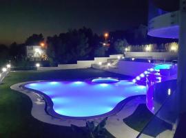 Villa Yalcin, Kuşadası (in de buurt van Soğucak)