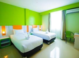 Hannah Hotel Syariah, Painan (рядом с городом Tarusan)