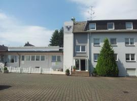 Hotel Schwarzer Adler, Moers