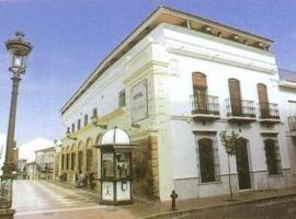Plaza Chica, Cartaya (La Barca yakınında)