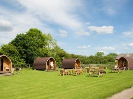 Rosebud Meadow, Уэлленд (рядом с городом Castlemorton)