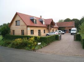La cabane de Denier, Denier (рядом с городом Отвиль)