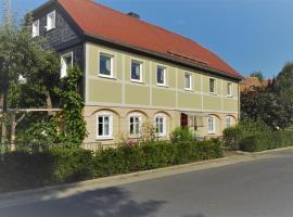 Privatzimmer Lehmann, Kottmar (Dürrhennersdorf yakınında)