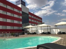 Hotel Acosta Centro, Almendralejo (Aceuchal yakınında)
