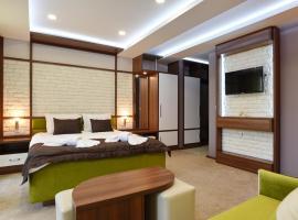 Green Life Boutique Apartments