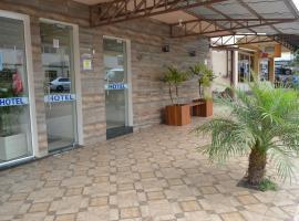 Hotel Consalter, Rodeio Bonito (Jabuticaba yakınında)