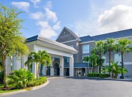 Country Inn & Suites by Radisson, Vero Beach-I-95, FL, Vero Beach (in de buurt van New Hibiscus Airpark)