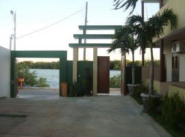 Pousada Rio Miassaba, Guamaré (Diogo Lopes yakınında)