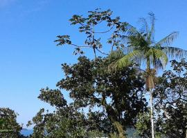 Casa Gaia Prumirim, Ubatuba (Praia do Felix yakınında)
