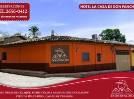 Las casas de Don Pancho, Эль-Молино (рядом с городом Бонилья)