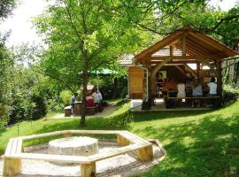 Lukčeva domačija, Vrh pri Fari (рядом с городом Kupa)