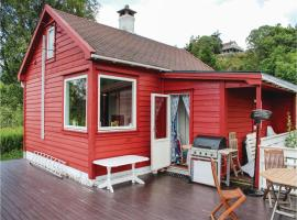 One-Bedroom Holiday Home in Seim, Seim