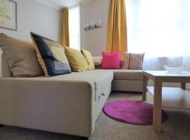 Central Apartment Littlehampton, Литлхемптон (рядом с городом Wick)