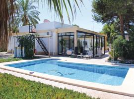 Four-Bedroom Holiday home Crevillente with an Outdoor Swimming Pool 06, San Felipe de Neri