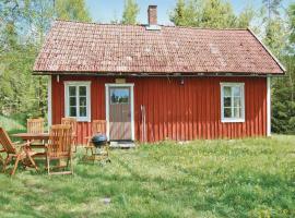 Holiday home Gällsebo Kvighult Karlsborg, Forsvik