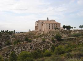 Albergue Hospederia Nuestra Señora de Magallón, Leciñena (рядом с городом Torralba de Aragón)