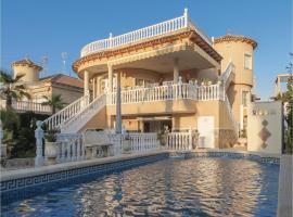 Three-Bedroom Holiday Home in Benferri, Benferri (La Murada yakınında)