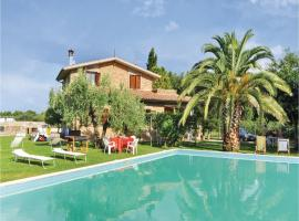 Holiday home Fabrica di Roma 87 with Outdoor Swimmingpool, Fabrica di Roma (Berdekatan Corchiano)