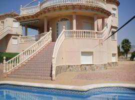 Four-Bedroom Holiday Home in Benferri, Benferri (La Murada yakınında)