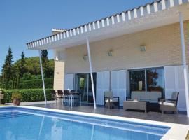 Holiday Home Arenys de Munt with Sea View 07, Arenys de Munt (рядом с городом Vallgorguina)