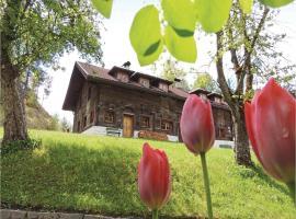 Three-Bedroom Holiday Home in Obsteig, Obsteig (Mötz yakınında)