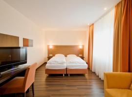Hotel Silicium, Höhr-Grenzhausen (Grenzau yakınında)
