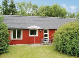One-Bedroom Holiday Home in Bredebro, Bådsbøl-Ballum (Buntje-Ballum yakınında)