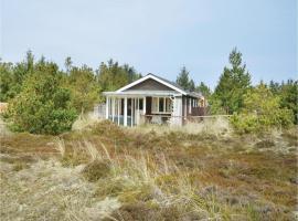 Three-Bedroom Holiday Home in Thisted, Sønder Vorupør