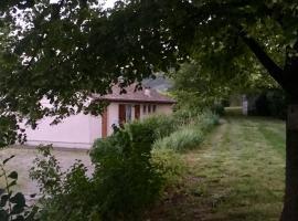 Une terrasse en Ardeche, Les Assions (рядом с городом Casteljau)