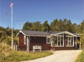 Holiday home Blåbærvej Thisted X, Nørre Vorupør (Sønder Vorupør yakınında)