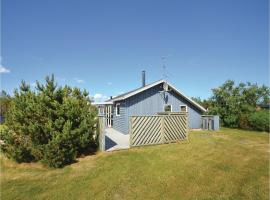 Holiday home Snedsted 60, Stenbjerg
