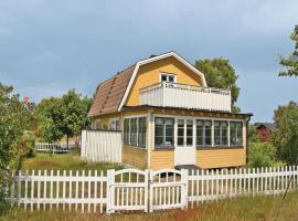 Two-Bedroom Holiday Home in Hasslo