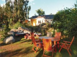 Three-Bedroom Holiday Home in Torso/Solvesborg, Torsö (Nær Hällevik)