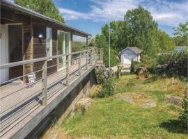 Two-Bedroom Holiday Home in Listerby
