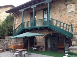 Hotel Rural Isasi, Gordexola (Llodio yakınında)