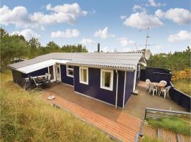 Two-Bedroom Holiday Home in Thisted, Nørre Vorupør (Sønder Vorupør yakınında)