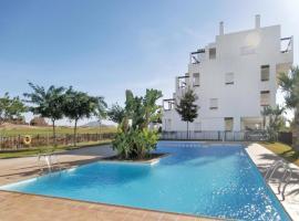 Apartment Roldan,Murcia 34 with Outdoor Swimmingpool, Рольдан (рядом с городом Las Pedreñas)