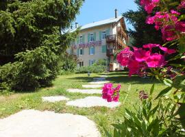 Hotel La Prairie, Меодр (рядом с городом Rencurel)